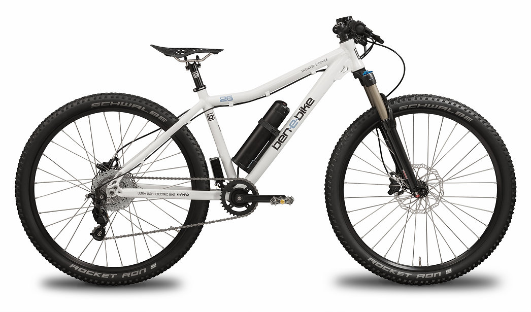 BEN-E-BIKE TWENTYSIX E-POWER AIR