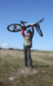 Ben-E-Bike Elias mit dem TWENTYSIX E-POWER AIR