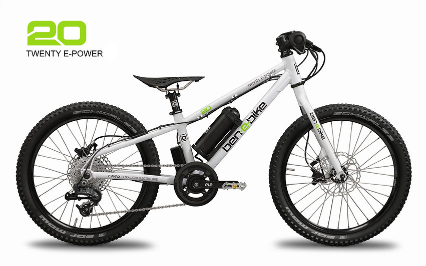 TWENTY E-POWER V, Kinder-E-Bike, Pedelec for kids