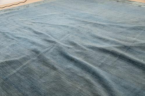 Large, Custom Wool Rug