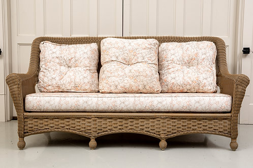 3 Seater All-Weather Wicker Sofa