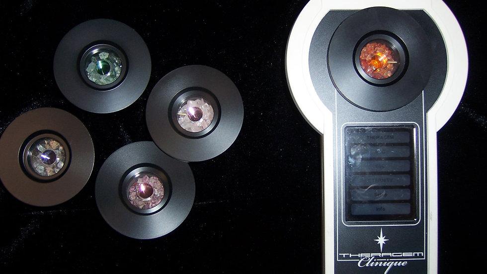 宝石光線療法 ジェムセラピー