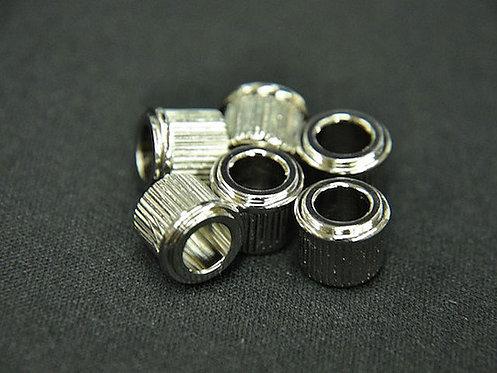 ADAPTER BUSHINGS (SET 6) 6mm ID Nickel