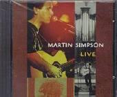 Martin Simpson - Live 1996