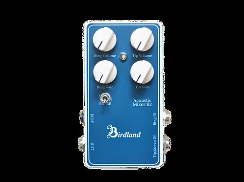 Birdland Acoustic mixer R2