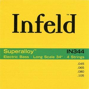 ベース弦 Thomastic-Infeld IN344