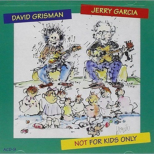 Jerry Garcia - Not for Kids Only 1997