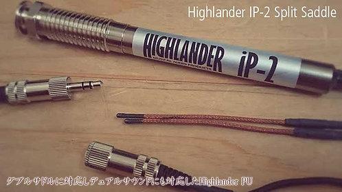 Highlander IP-2 Split Saddle