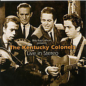 The Kentucky Colonels - Live in Stereo