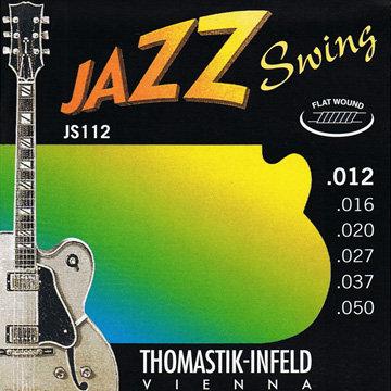 ギター弦 Thomastic-Infeld JS-112 ※フラットワウンド