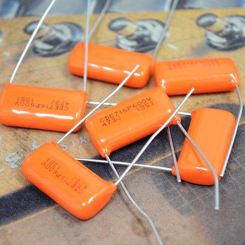 Orange Drop 716P 600V 0.047µF
