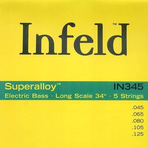 ベース弦 Thomastic-Infeld IN345