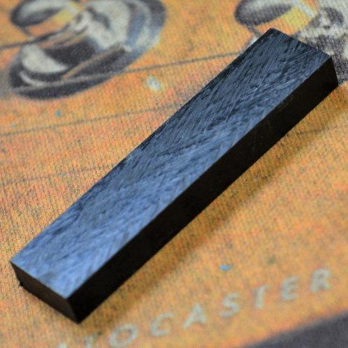 45×10×5 ジュラコンナット ギブソンサイズ(デルリン)黒