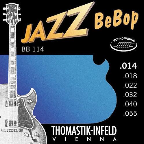 ギター弦 Thomastic-Infeld BB-114 ※ラウンドワウンド