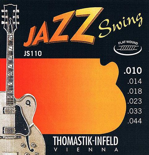 ギター弦 Thomastic-Infeld JS-110 ※フラットワウンド