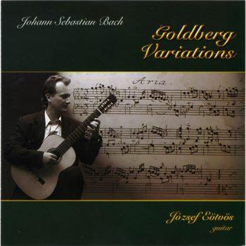 Jozsef Eotvos - goldberg Variations 1999