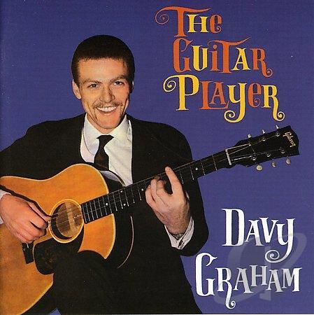 Davy Graham - Guitar Player