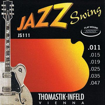 ギター弦 Thomastic-Infeld JS-111 ※フラットワウンド