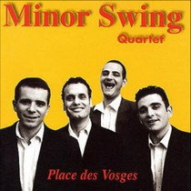 Minor Swing Quartet - Place des Vosges 1998