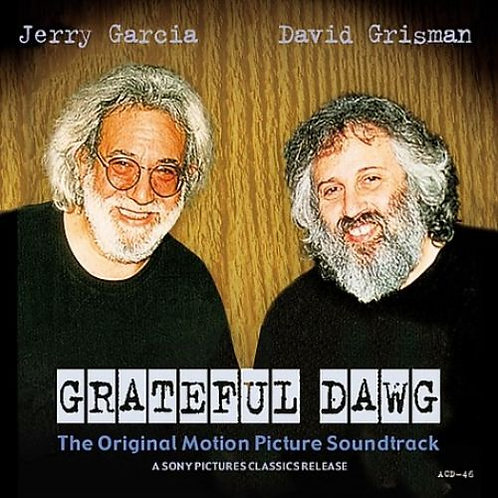 Various Artists-Grateful Dawg (Garcia and Grisman)