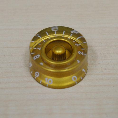 ノブ スピードタイプ ゴールド ミリサイズ