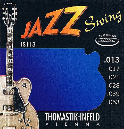 ギター弦 Thomastic-Infeld JS-113 ※フラットワウンド