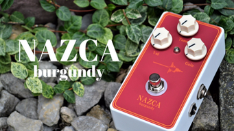 NAZCA burgundy 11月22日販売開始!!
