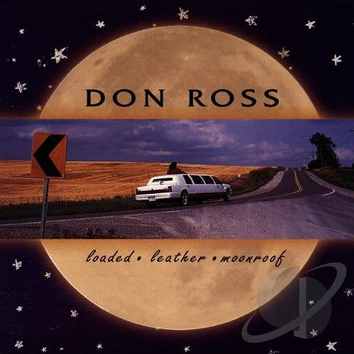 Don Ross - Loaded, Leather, Moonroof 1997