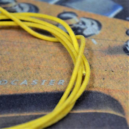 レプリカ ビンテージスタイル クロスワイヤー 黄色