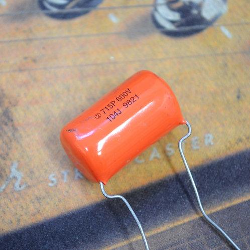 Orange Drop 715P 600V 0.1µF