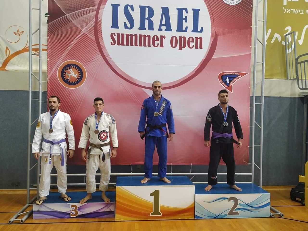 אליפות ישראל בג'יו ג'יטסו ברזילאי
