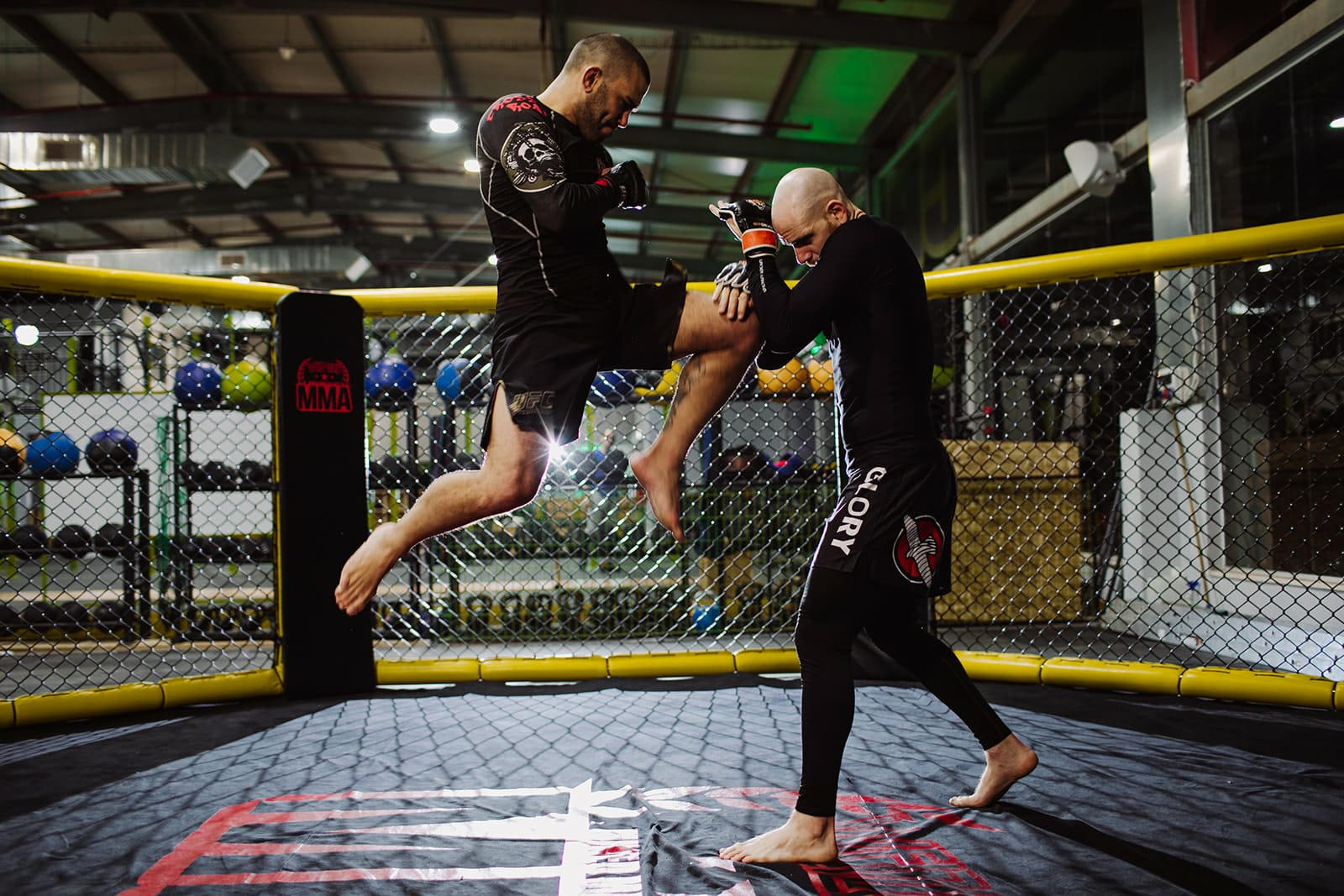 ויצמן MMA