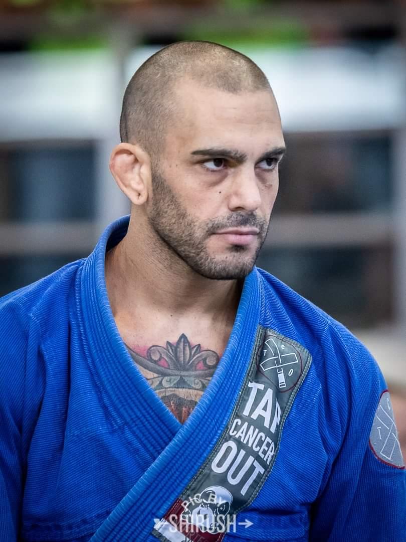 לב מגן - מנהל מקצועי בויצמן MMA