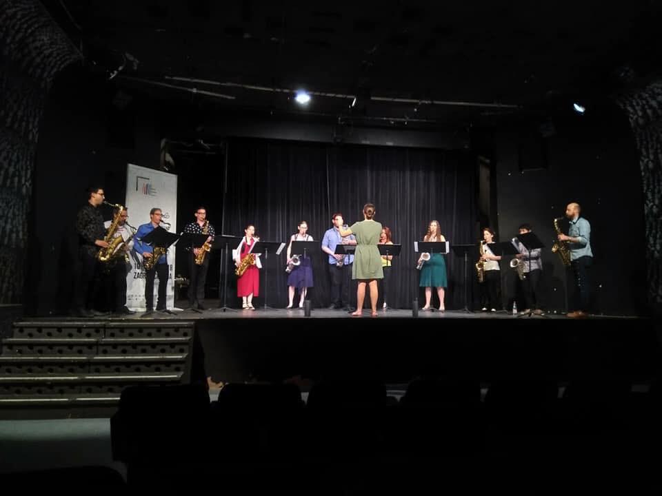 Tenor Saxophone Collective