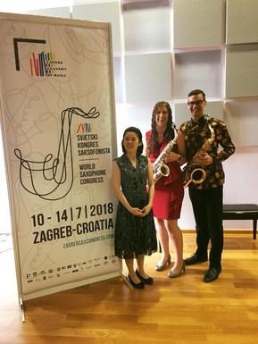 World Saxophone Congress