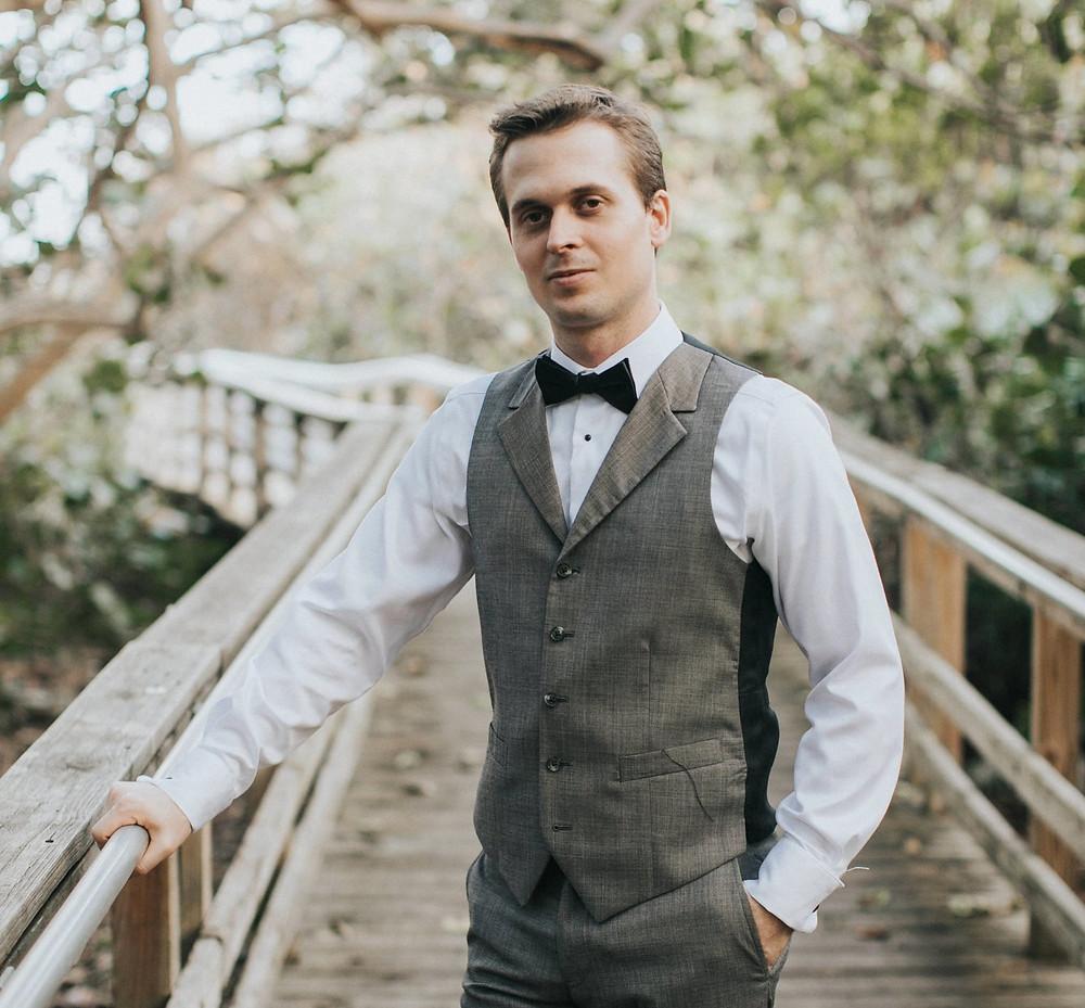 Andrew Boss, composer