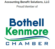 Proud Membr of the Bothell Kenmore Chambe - Accounting Benefit Solutions