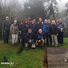 Birding with great people in wonderful s