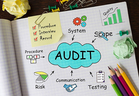 Audit ready financials - Accounting Benefit Solutions