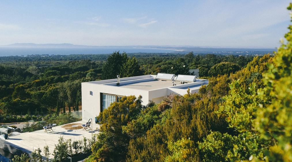 Villa Epicurea views