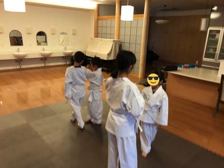 6月2日香芝こども教室~すごく集中して練習できました~