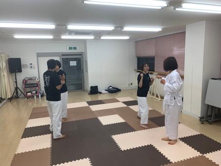 12月2日難波教室~足運び~