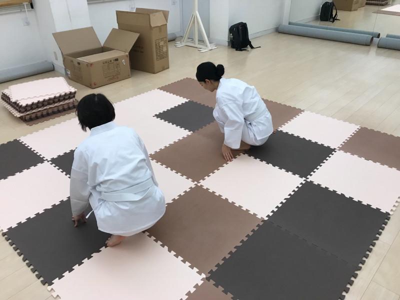 古武術教室