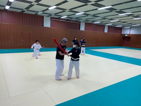 11月17日八尾道場~刀を通して技の練習~