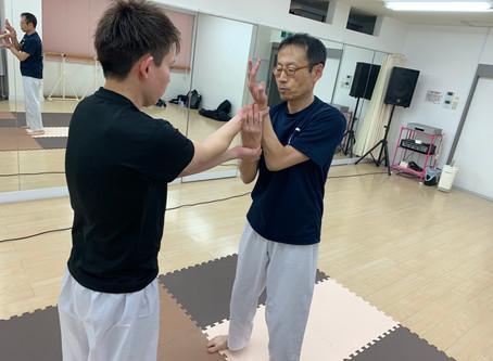 3月2日難波教室~受け身の練習~