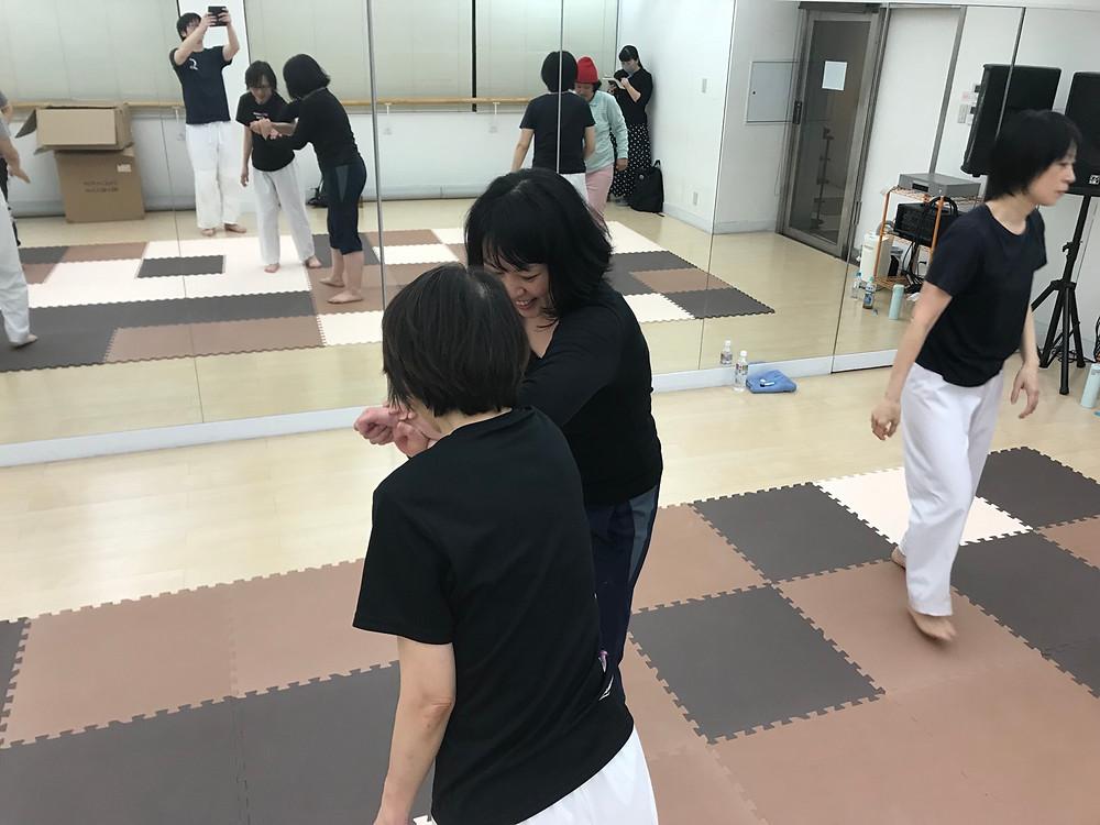 難波教室練習