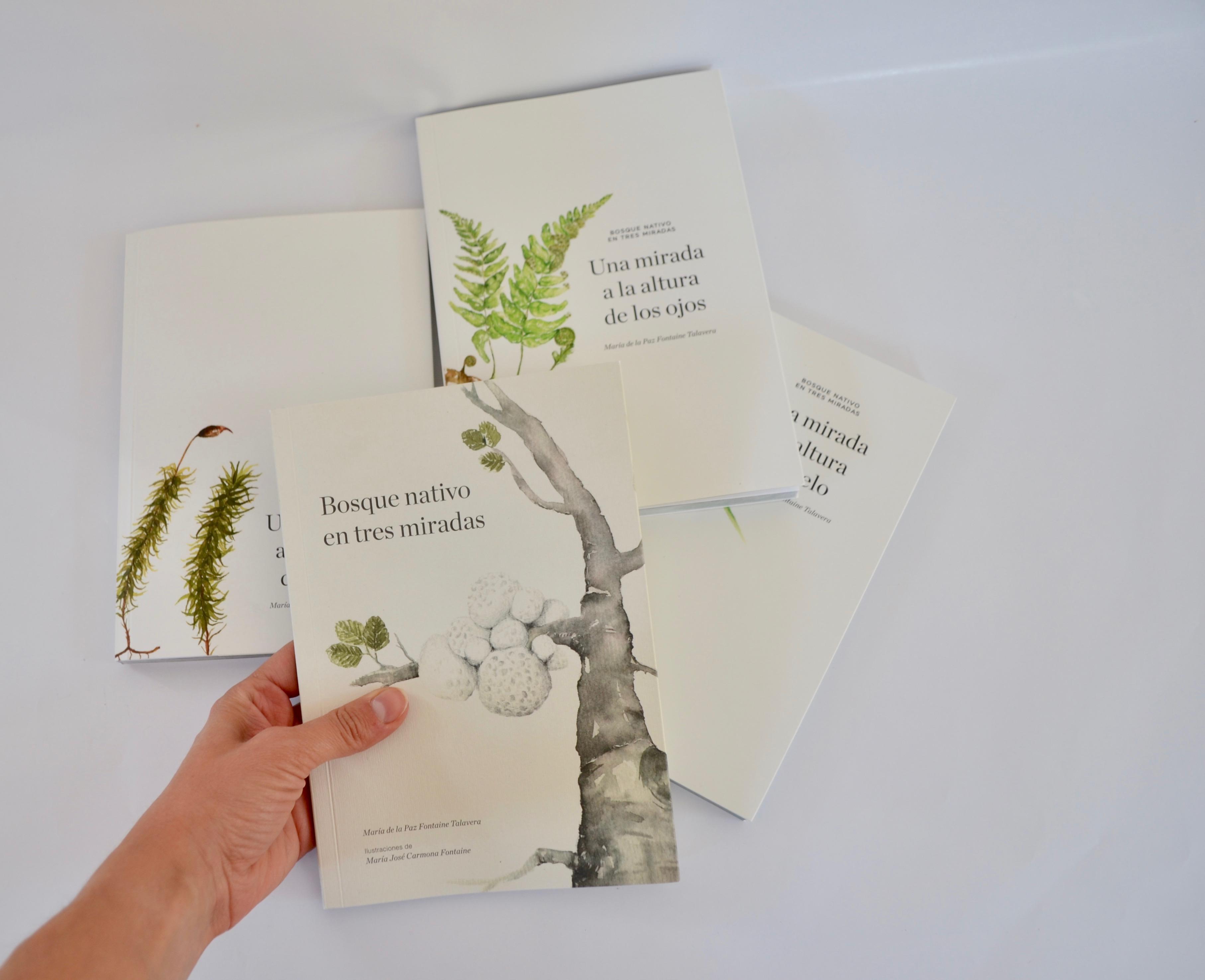 Libro   Bosque nativo en tres mirada