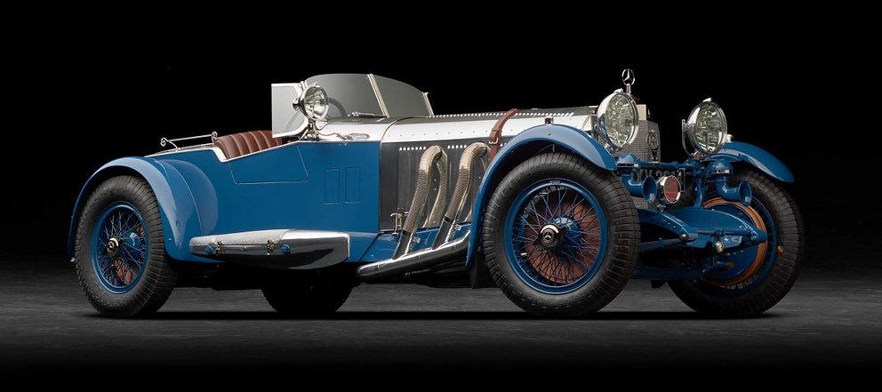 1929-Mercedes-Benz-S-Barker-Tourer-Boat-