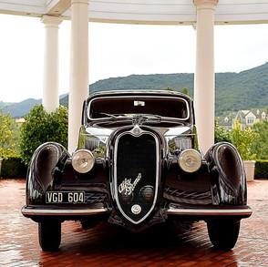 1938 Alfa Romeo 6C 2300B