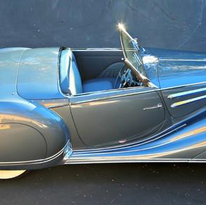 1947 Delahaye 135M Narval